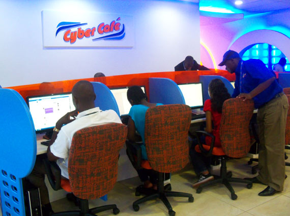 Internet Cafe Industry