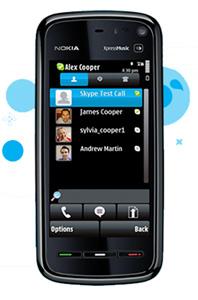 skype pour nokia e66 gratuit