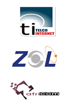 Telco, ZOL and Africom