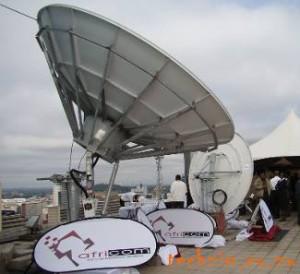 Africom Teleport Hub