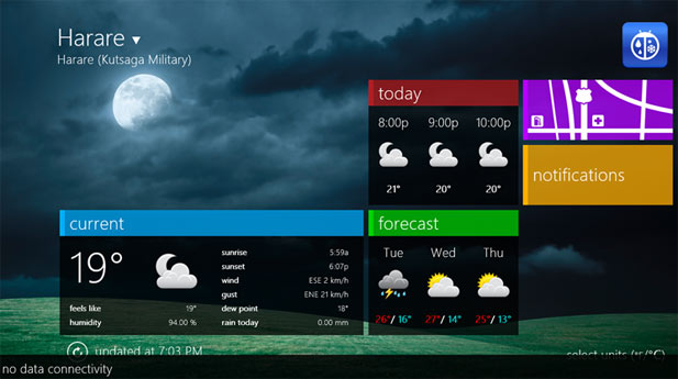 March App Review: Some Windows 8 apps you should have - Techzim