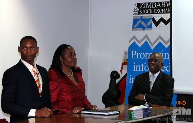 Zimbabwe Stock Exchange Website Launch