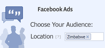 Facebook Ad Targeting - Zimbabwe