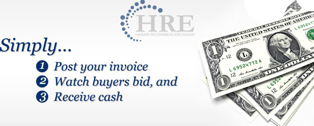 Startup Brings Receivables Exchange To Zim Now You Can Sell Your - Sell your invoices