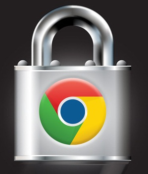 Google Chrome password security