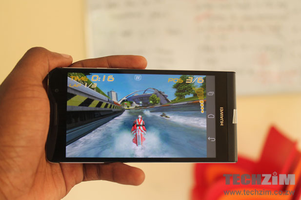 Huawei Ascend P6 supports most games
