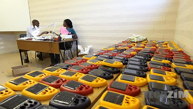 Deaftronics has already shipped 40000 devices across Africa.