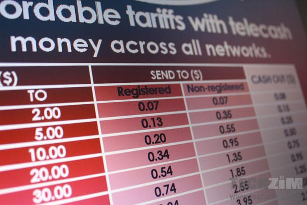 telecash-tariffs