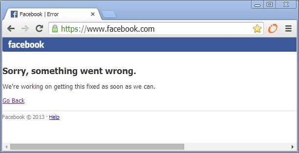 facebook-down