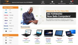 BeForward Computers Home Page