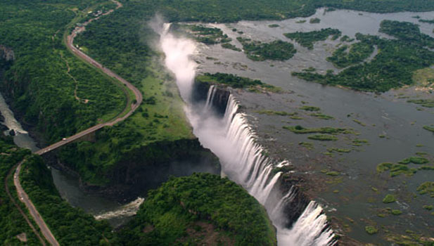 Victoria Falls Now Has Crypto Currency Coin Problem Is