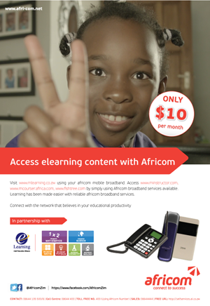Africom for e-learning