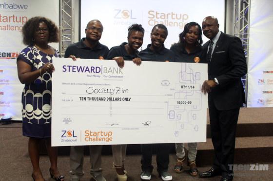 ZOL Startup Challenge 2014 Winners