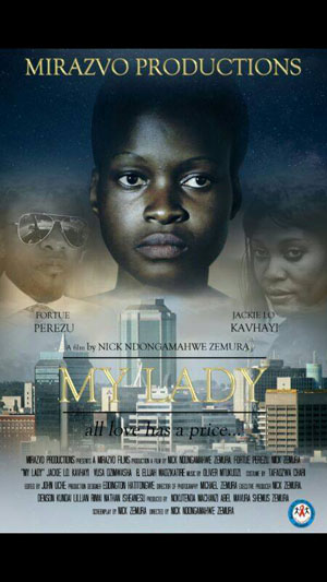Movie Poster for My Lady image credit Newsday