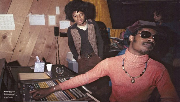 Mentorship MJ and Stevie