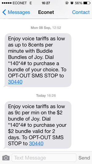 Econet-Bundle-Price-Change