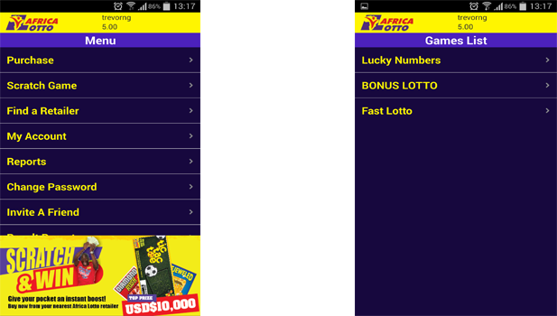 Africalotto introduces online gambling to Zimbabwe - Techzim