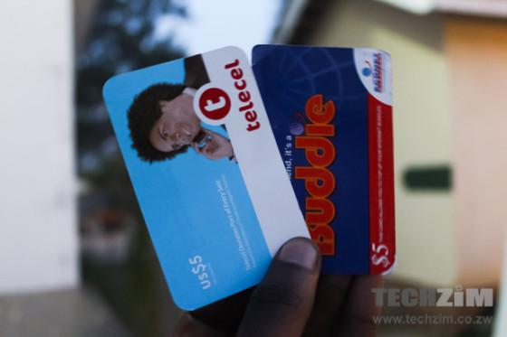 telecel, buddie prepaid credit recharge cards