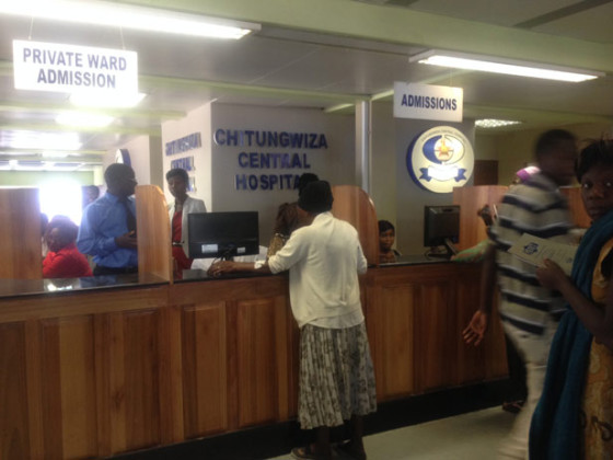 Chitungwiza Hospital eHealth
