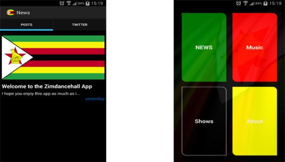 Zim Dancehall App