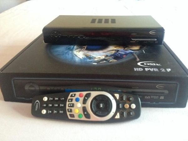 I use a PVR 2P decoder