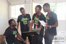 EduZim at Startup Weekend Harare