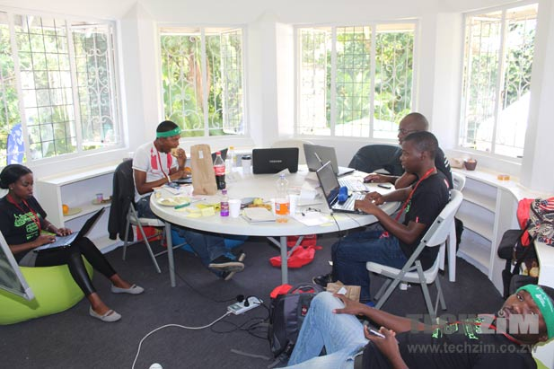Startup Weekend Harare