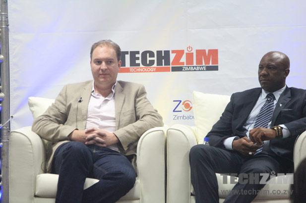 ZOL Executives D. Behr and D. Marandure