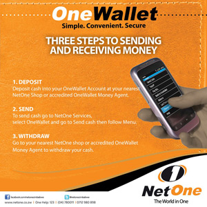 NetOne OneWallet Mobile Money