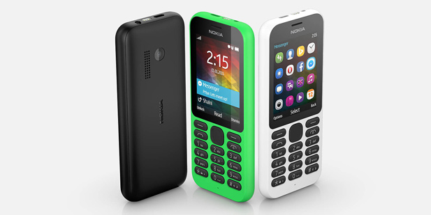 Nokia 215 Feature Phone