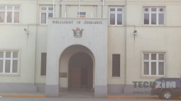 Parliament Of Zimbabwe Building
