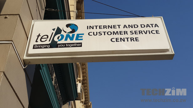TelOne Data & Customer Care