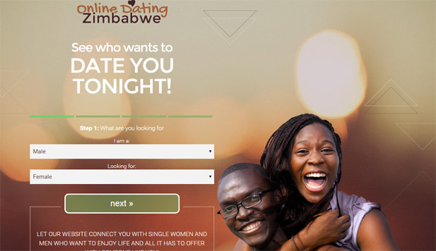 Online dating zimbabwe
