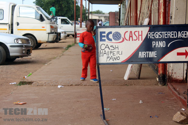 EcoCash, Econet, Mobile Money,