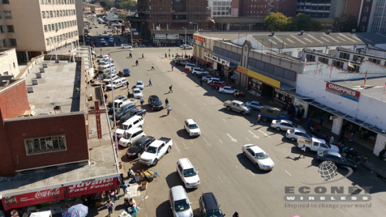 Harare CBD, African Cities