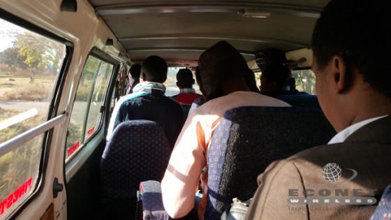 Zimbabwe Public transport, Kombis, Matatu,