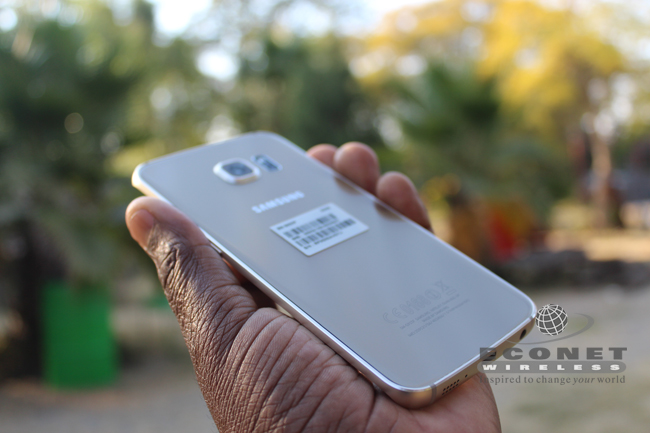Samsung Galaxy S6 Edge, Econet Devices