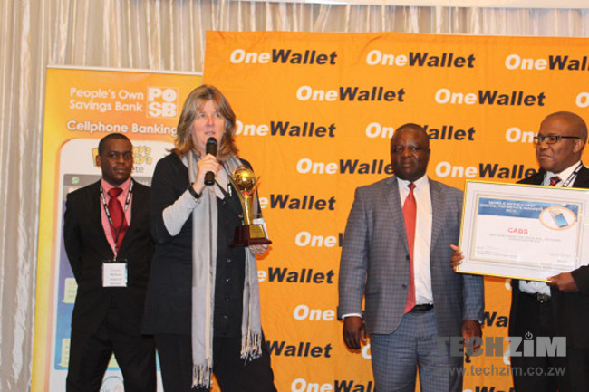CABS @ Zim Mobile Money Awards