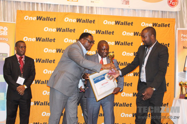 Nettcash @ Zim Mobile Money Awards