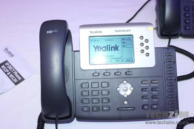 Shouldn't TelOne migrate its major voice clients to VoIP