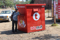 Telecash, Telecel Zimbabwe