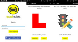 Road Rules App, Android, Zimbabwean Startups