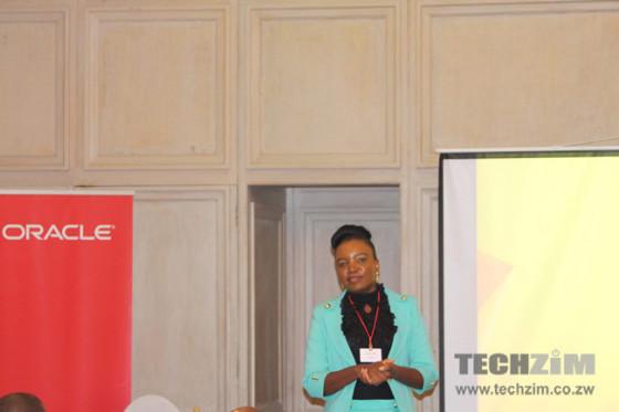 Helen Mabika, Logicode, Oracle Zimbabwe, Cloud Computing