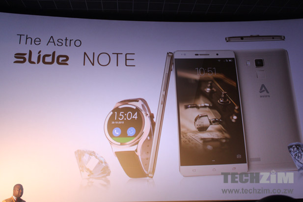 Astro, Android Devices, Astro Phablet