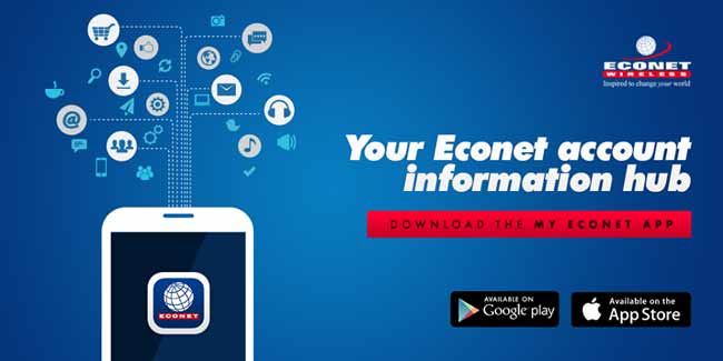 Econet, Android App, iOS Apps, Self Care App