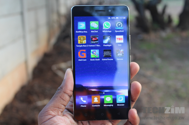 GTeL Zimbabwe, Android Devices