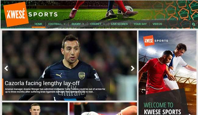 All news and updates about Kwesé Sports | Techzim