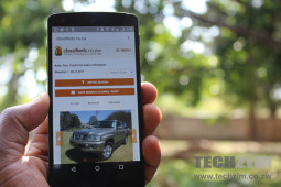 Featured image for Techzim article