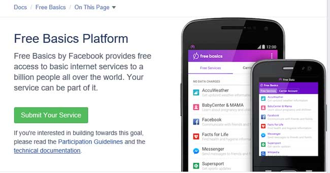 Here's what you need to sign up your website for Facebook's