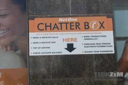 NetOne Chatterbox, Call box, NetOne, Zim Telecoms, Chatterbox,
